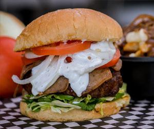 Athens Burger